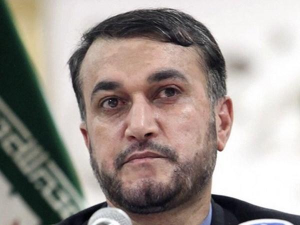Iran chi trich Ai Cap cham trong thong quan hang cuu tro hinh anh 1