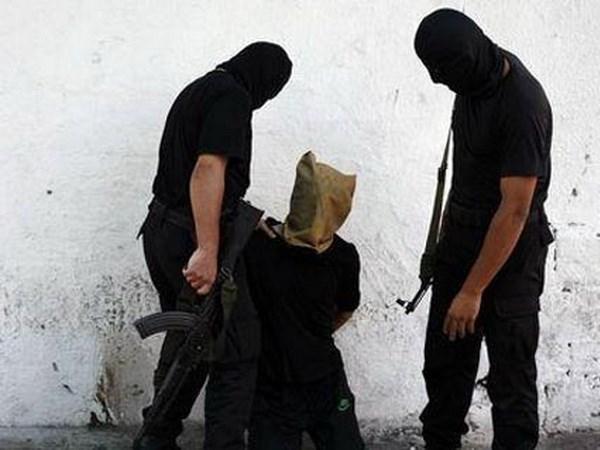 Hamas hanh quyet them 4 nguoi bi nghi lam gian diep Israel hinh anh 1