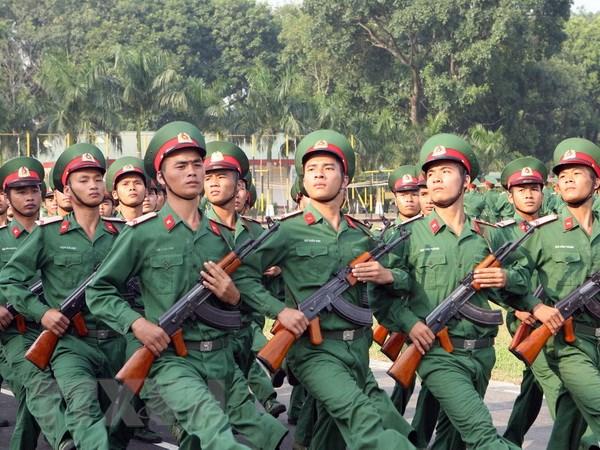 """Thuc chat quan diem doi """"Phi chinh tri hoa Quan doi"""" hinh anh 1"""