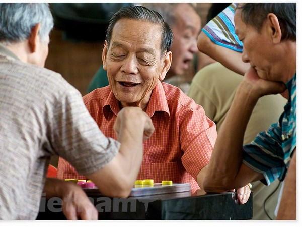 Phan lon nguoi Singapore chua san sang de nghi huu hinh anh 1
