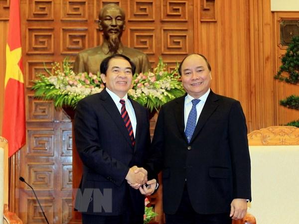 Viet Nam luon coi trong va danh uu tien cao nhat cho Lao hinh anh 1
