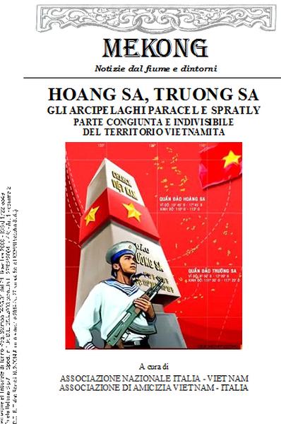 Hoi Italy-Viet ra an pham dac biet ve Hoang Sa-Truong Sa hinh anh 1