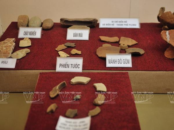 Gan 7.000 hien vat ve vung dat Tay Nguyen tai Bao tang Gia Lai hinh anh 9