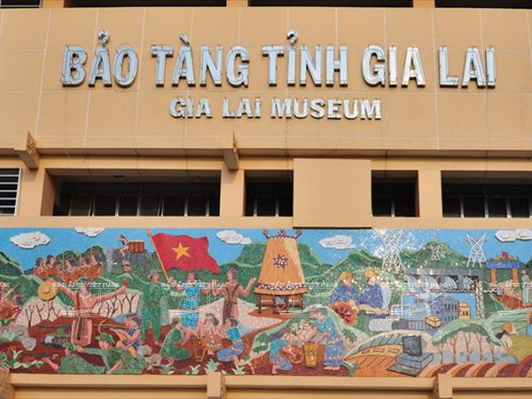 Gan 7.000 hien vat ve vung dat Tay Nguyen tai Bao tang Gia Lai hinh anh 1