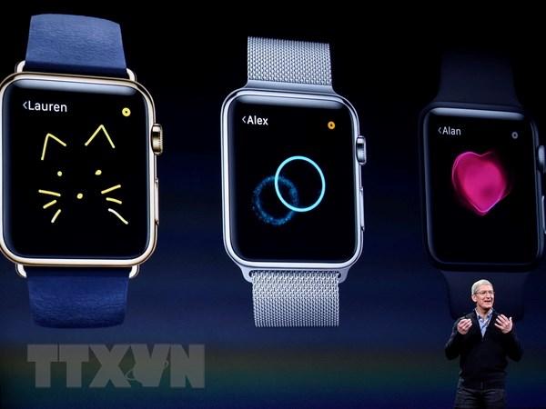 "Apple duoc ky vong ""thong tri"" thi truong dong ho thong minh hinh anh 1"