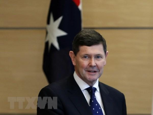 Australia xem xet dieu may bay trinh sat tuan tra Bien Dong hinh anh 1