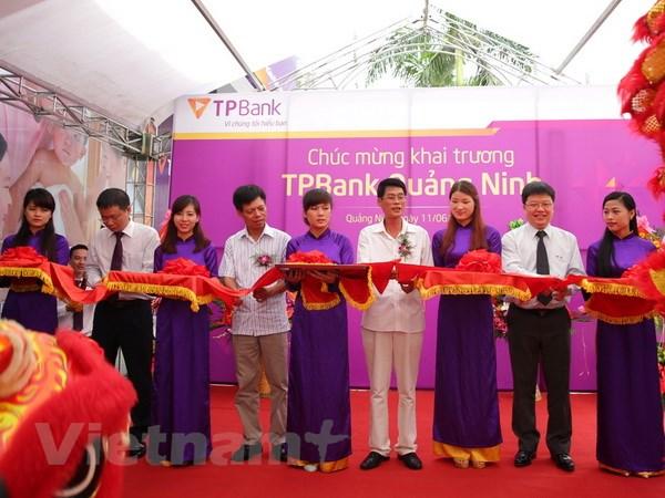 Ngan hang TPBank khai truong chi nhanh tai Quang Ninh hinh anh 1
