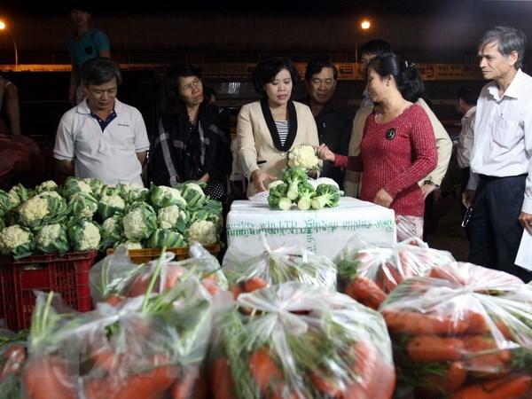 Nong san Viet truoc hoi nhap: Bai toan chat luong san pham hinh anh 1