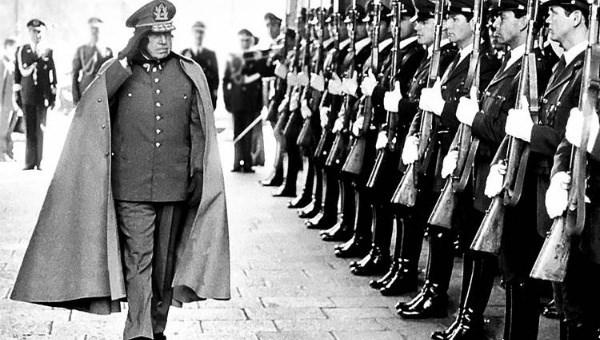 Chile tuyen an tu 77 nhan vien mat vu thoi doc tai Pinochet hinh anh 1