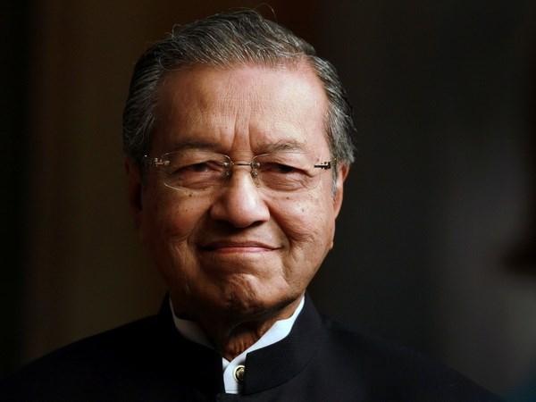 Cuu Thu tuong Malaysia Mahathir san sang voi viec bi bat giu hinh anh 1
