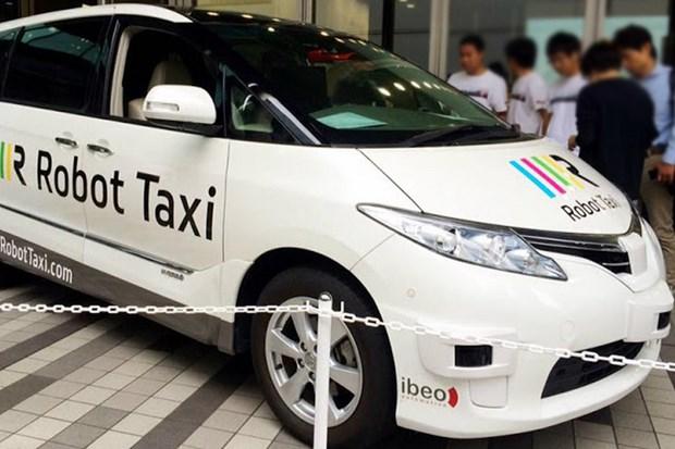 Toyota se gioi thieu dong xe tu lai dip Olympic mua He 2020 hinh anh 1