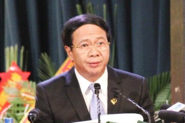 Chu tich UBND Le Van Thanh duoc bau lam Bi thu Thanh uy Hai Phong hinh anh 1