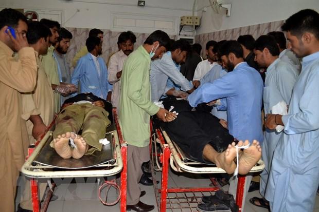 Bay binh sy chet khi dau sung o bien gioi Afghanistan-Pakistan hinh anh 1