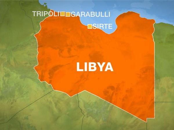 No kho dan gan thu do Libya, it nhat 29 nguoi thiet mang hinh anh 1