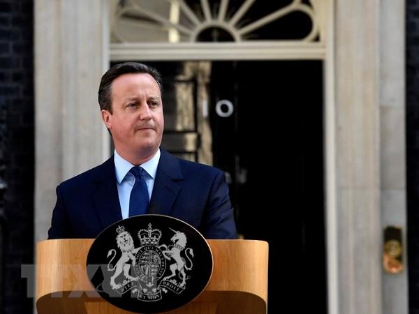 Van de Brexit: Anh lam vao khung hoang chinh tri tram trong hinh anh 1
