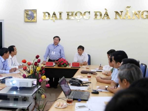 Thu truong Bui Van Ga de nghi Da Nang cham thi THPT dung tien do hinh anh 1