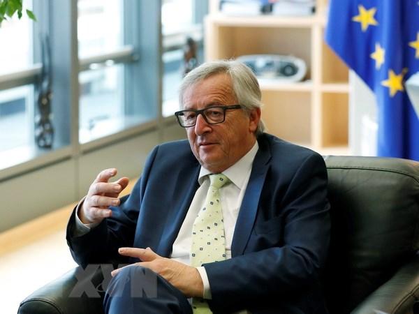 Van de Brexit: Cac nha lanh dao chau Au chia re tuong lai cua EU hinh anh 1