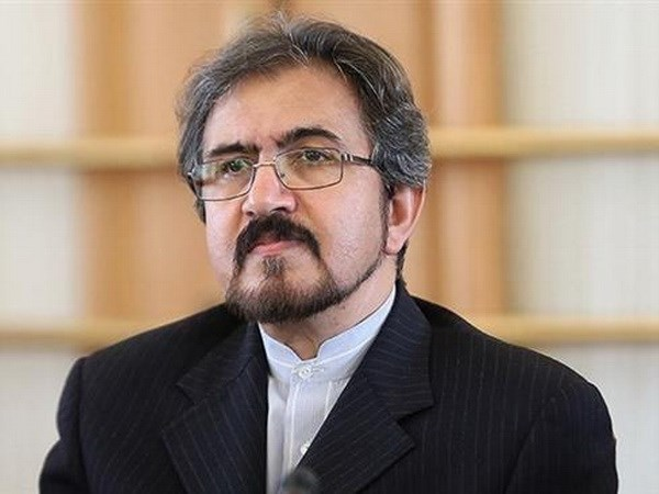 Nga ngung su dung can cu khong quan Iran cho khong kich o Syria hinh anh 1