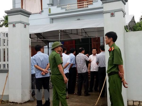 Thu tuong yeu cau truy bat doi tuong giet 4 ba chau o Quang Ninh hinh anh 1