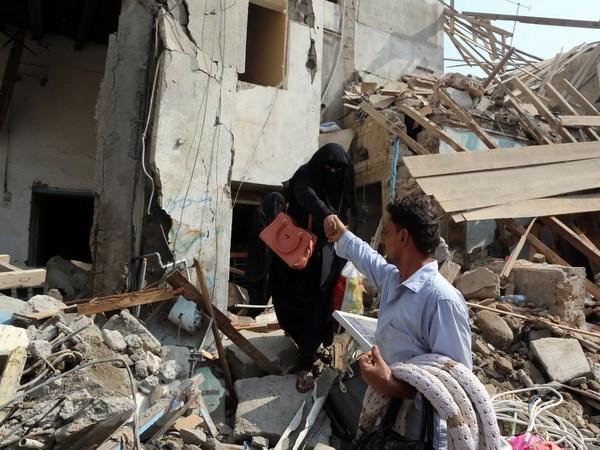 No luc cham dut xung dot cua Yemen co nguy co bi huy hoai hinh anh 1