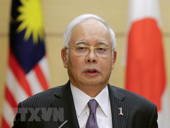 Thu tuong Malaysia Najib Razak bac tin UMNO yeu cau ong tu chuc hinh anh 1