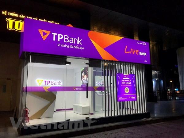 TPBank tang cuong ngan hang so tai cac diem giao dich moi hinh anh 1