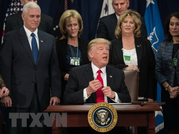 Ong Trump dau tu 8 ty USD xay buc tuong bien gioi voi Mexico hinh anh 1