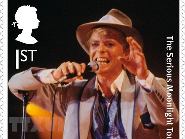 Co nghe sy David Bowie thong tri Giai am nhac Brit nam 2017 hinh anh 1