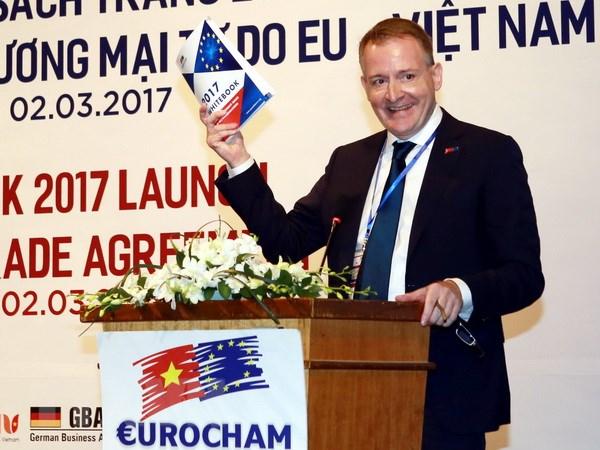 Sach trang EuroCharm: Viet Nam la diem den hap dan cua FDI hinh anh 2