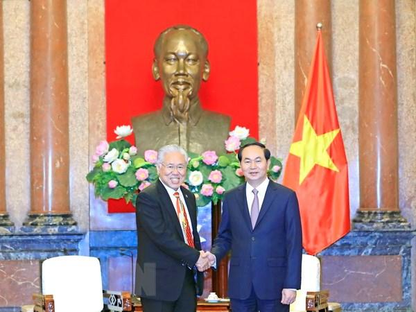 Viet Nam-Indonesia som dua kim ngach thuong mai dat 10 ty USD hinh anh 1