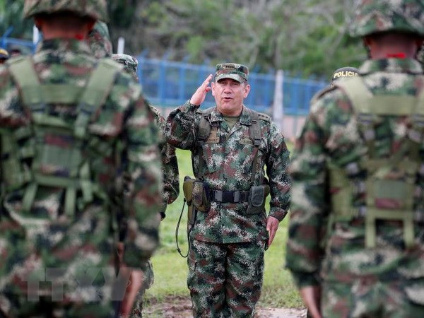 Chinh phu Colombia ho tro tai chinh thanh lap dang cua FARC hinh anh 1