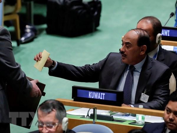 Kuwait: Qatar san sang chia se cac moi quan ngai trong khu vuc hinh anh 1