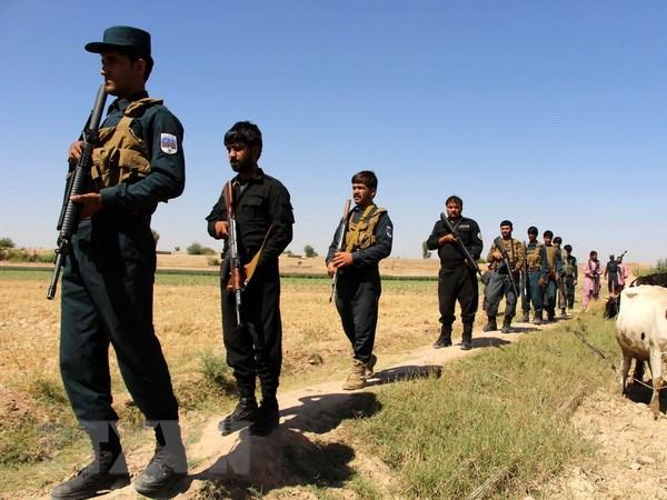 Canh sat Afghanistan bat giu ke chu muu cac vu khung bo o Kabul hinh anh 1