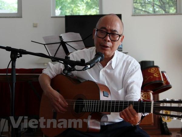 Cong dong nguoi Viet tai Duc bao ton cac lan dieu dan ca hinh anh 1