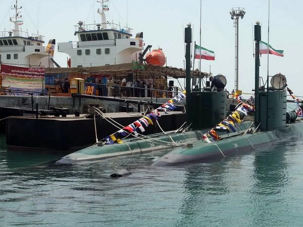 Iran va Trung Quoc tap tran hai quan chung tai vung Vinh hinh anh 1