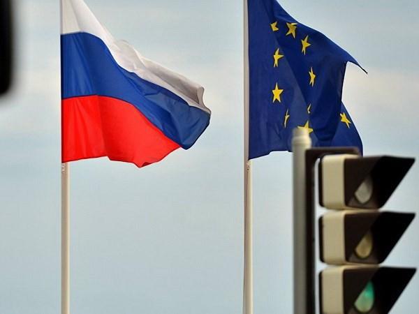 EU gia han cac bien phap trung phat Nga den ngay 23/6/2018 hinh anh 1