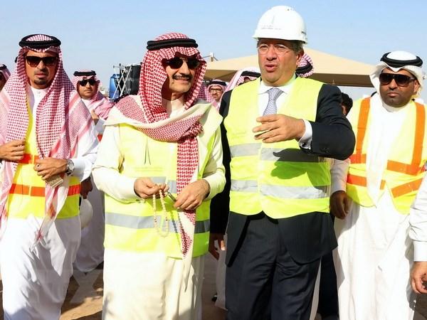 Ty phu Saudi Arabia se dau tu 800 trieu USD vao khach san o Ai Cap hinh anh 1