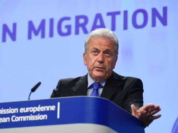 Thoa thuan EU va Tho Nhi Ky giup cat giam 97% nguoi nhap cu hinh anh 1