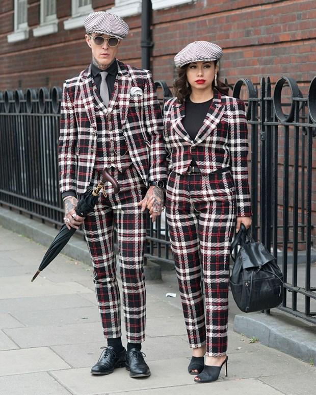 5 diem sang street style tai Tuan le Thoi trang London Xuan He 2018 hinh anh 3