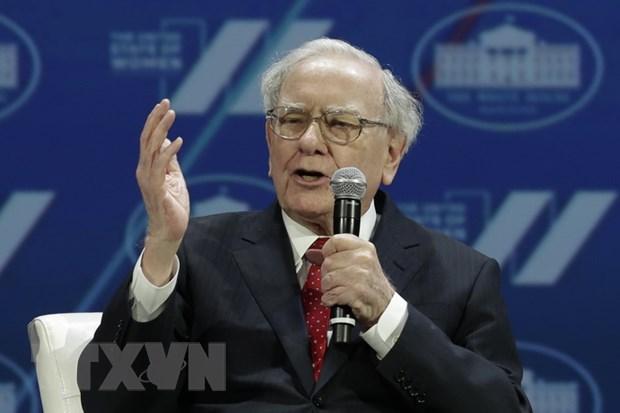 """Ty phu Buffett du dinh """"thau tom"""" Pilot Flying J trong 6 nam toi hinh anh 1"""