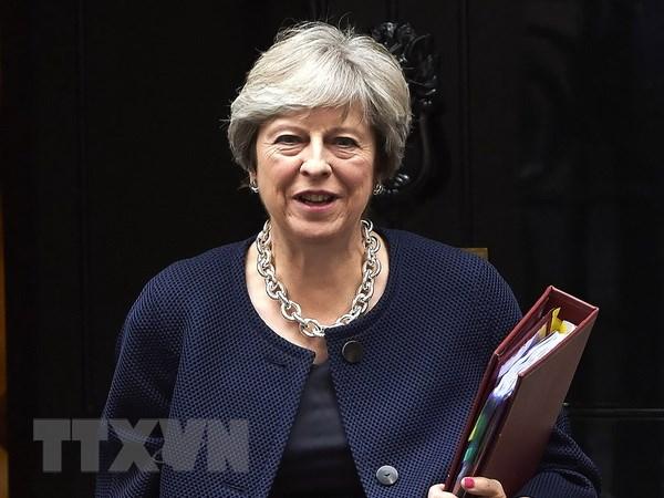 Thu tuong Anh Theresa May cam ket bao dam quyen cua cong dan EU hinh anh 1