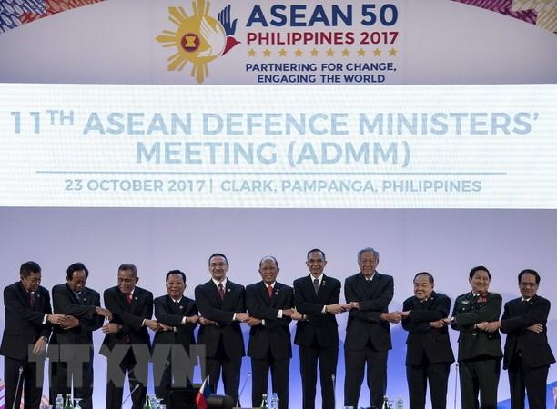 Viet Nam tich cuc tham gia cac hoi nghi ADMM va ADMM+ hinh anh 2