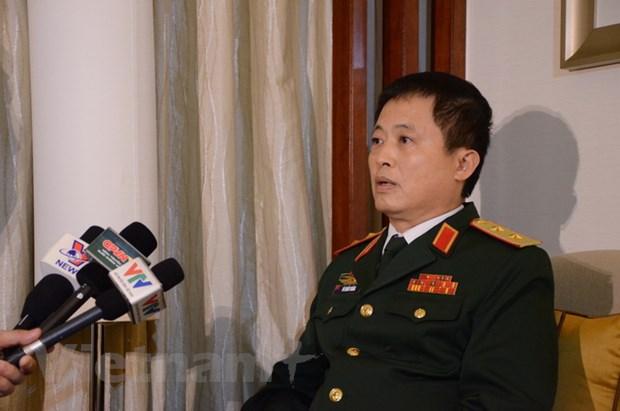 Viet Nam tich cuc tham gia cac hoi nghi ADMM va ADMM+ hinh anh 1