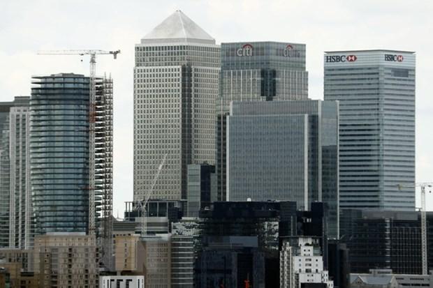 Trung tam tai chinh London se mat 10.000 viec lam ngay dau Brexit hinh anh 1
