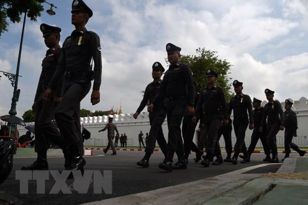 Xay ra danh bom tai Thai Lan lam hai canh sat thuong vong hinh anh 1