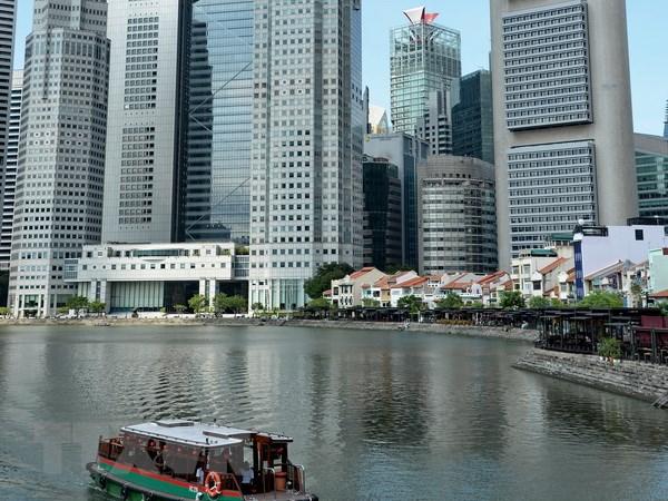 Singapore nang du bao tang truong kinh te nam 2017 len 3,5% hinh anh 1