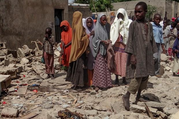 Nigeria: Nhom Boko Haram danh bom lieu chet, sat hai it nhat 12 nguoi hinh anh 1