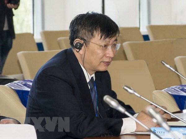 Viet Nam du hoi nghi cac chinh dang trong phat trien quan he Nga-ASEAN hinh anh 1