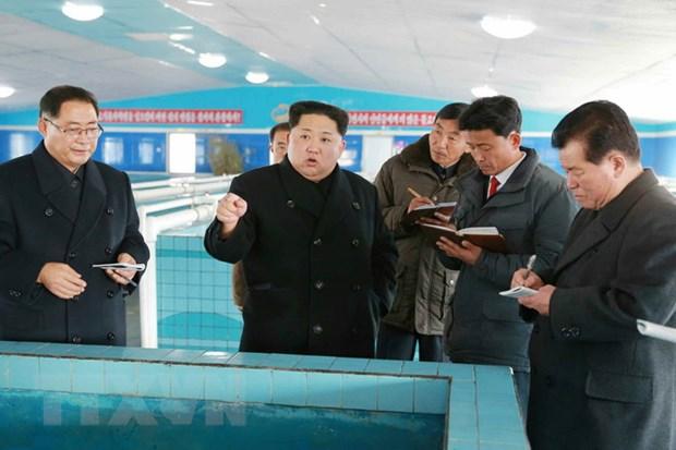 Trieu Tien keu goi doan ket duoi su lanh dao cua ong Kim Jong-un hinh anh 1