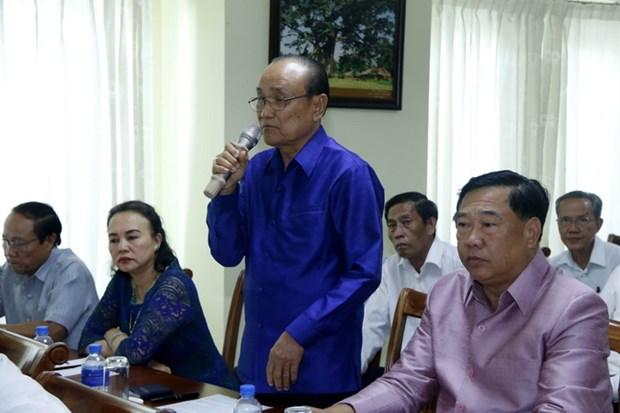 Nguoi Viet o Lao quyet tam xay dung cong dong doan ket, vung manh hinh anh 2